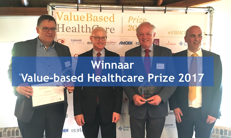 Value-based healthcare Prize 2017 Diabeter