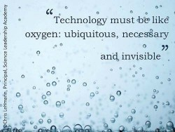 Diabetes technology must be like oxygen