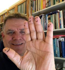 Henk-Jan Aanstoot: tijd voor happy fingers