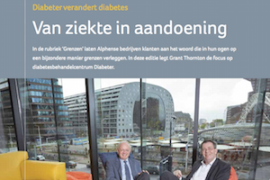 Alphen into Business over Diabeter