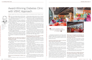HealthManagement Award-Winning Diabetes Clinic