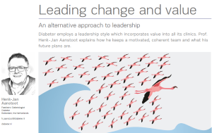 Leading change and value Health Management