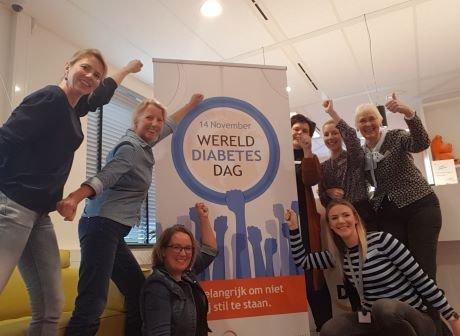 wereld diabetes dag 2020 corbeta