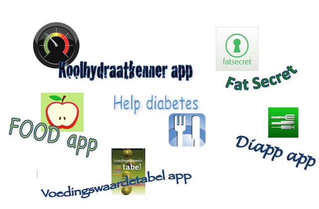 app koolhydraten